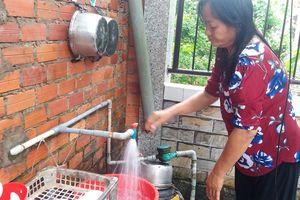 Người dân Tiền Giang bức xúc vì nước sinh hoạt nông thôn không đảm bảo