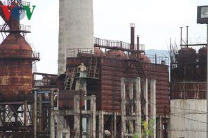 Xót xa dự án nhà máy thép ngàn tỷ thành 'nghĩa địa' sắt vụn