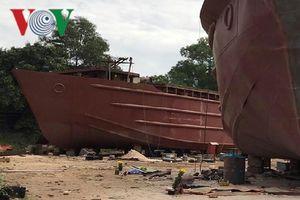 Danh tính 2 nạn nhân tử vong trong vụ nổ ở xưởng đóng tàu An Phú