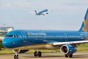 Vietnam Airlines cán mốc lợi nhuận trước thuế 1.960 tỷ đồng trong năm 2018