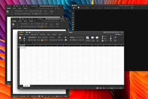 Microsoft Office đã hỗ trợ giao diện tối Dark Mode trên nền Mac
