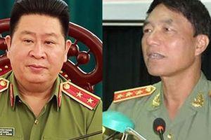 Khởi tố hai cựu Thứ trưởng Bộ Công an