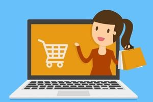 Mỗi năm Việt Nam có thêm 3,2 triệu người tham gia mua sắm trực tuyến