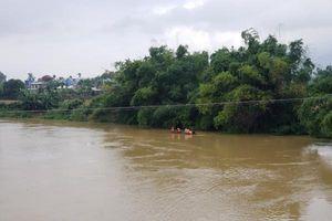 Tìm thấy thi thể người đàn ông mất tích trên sông Vu Gia