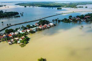 Vì sao đô thị Tam Kỳ ngập lụt kéo dài?