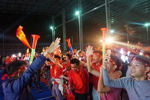Người Đà Nẵng nhảy múa mừng ngôi vô địch AFF Cup của tuyển Việt Nam