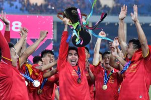 Báo chí Malaysia: 'Tuyển Việt Nam xứng đáng vô địch Đông Nam Á'