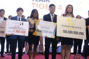Đội Tiger 4.1 giành giải nhất cuộc thi Talent Generation mùa 2
