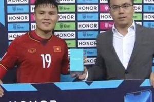 Quang Hải đoạt giải Cầu thủ xuất sắc nhất AFF Cup 2018