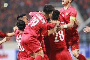 Hiệp 1 Việt Nam – Malaysia 1-0 (3-2): Lợi thế cho chủ nhà
