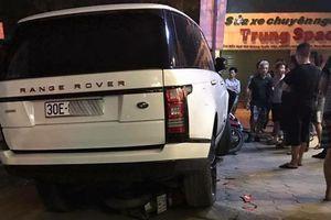 Lái xe Range Rover đâm nữ sinh chấn thương sọ não, đối mặt 10 năm tù