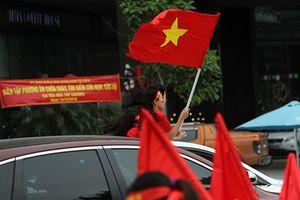 Chung kết AFF Cup 2018: CĐV Việt Nam đốt nóng 'chảo lửa' Mỹ Đình