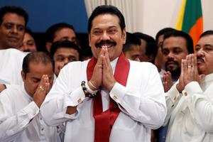 Sri Lanka: Thủ tướng mới được bổ nhiệm Rajapaksa từ chức