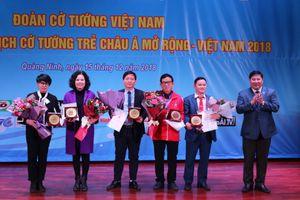 Việt Nam xuất quân mở màn Vô địch cờ tướng trẻ châu Á mở rộng - Việt Nam năm 2018