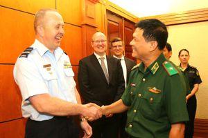 Chỉ huy mới của Chiến dịch Chủ quyền biên giới Australia: Sẽ tiếp tục cứng rắn