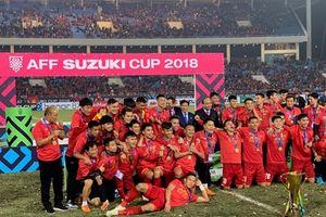 AFF Suzuki Cup 2018: ĐT Việt Nam xưng vương Đông Nam Á