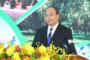 Thủ tướng mong An Giang trở thành một minh chứng thành công trong thích ứng biến đổi khí hậu