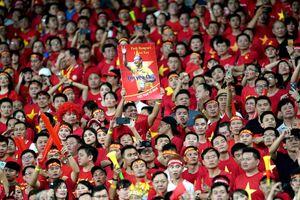 Muôn triệu cảm xúc về tuyển Việt Nam, chung một niềm hy vọng đăng quang