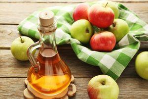Lợi ích bất ngờ từ giấm táo