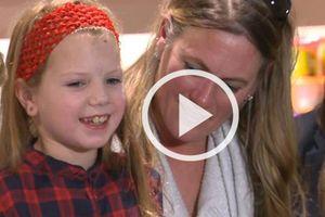 Cô bé 9 tuổi bị lên cơn co giật 100 lần mỗi ngày