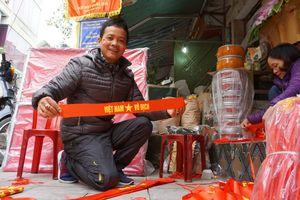 Người dân xứ Thanh háo hức chờ 'khai tiệc' chung kết AFF Cup
