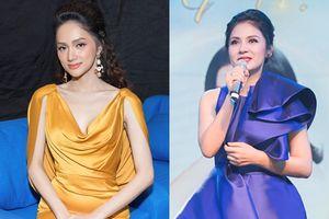 Hương Giang Idol xúc động vì được khen giống Việt Trinh thời trẻ