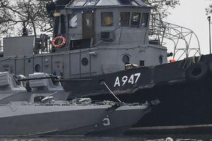 Nga bác tối hậu thư của Mỹ về phóng thích tàu Ukraine