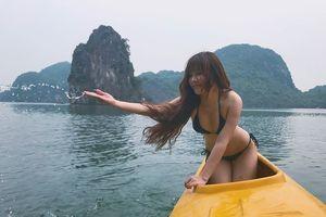 Thể hình nóng 'từng cm' của bạn gái thủ môn Đặng Văn Lâm