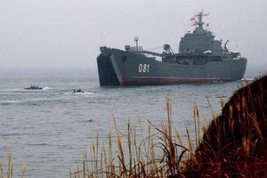 Nga sẽ tham gia tập trận hải quân đa phương với Hàn Quốc và Singapore