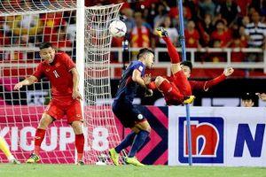 Nhà vô địch AFF Cup tranh ngôi liên khu vực với Hàn Quốc