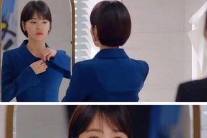 Bộ sưu tập phụ kiện khuyên tai tinh tế và trang nhã của Song Hye Kyo trong phim ' Encounter '