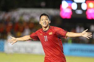 Sau 1 thập kỷ, cuối cùng đội tuyển Việt Nam đã chạm tay vào cúp vàng AFF Cup 2018