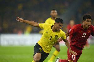 Trung vệ rút ngắn tỷ số cho Malaysia ở chung kết lượt đi tin đội nhà sẽ giành cúp