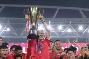 Xem lại trận đấu Việt Nam lên ngôi vô địch AFF Cup 2018