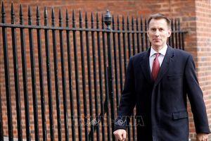 Ngoại trưởng Anh dự báo khả năng Quốc hội ủng hộ Thủ tướng May về Brexit