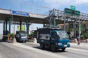 Tổng cục Đường bộ Việt Nam đề xuất di dời trạm BOT Tân Đệ