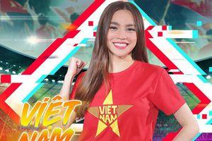 Máu lửa như Hồ Ngọc Hà, bận đi diễn vẫn không quên tranh thủ rủ fan đi bão mừng đội tuyển Việt Nam