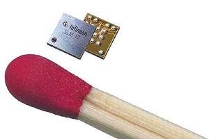 Infineon cung cấp eSIM công nghiệp đầu tiên trên thế giới với kích thước siêu nhỏ