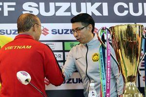HLV Malaysia muốn mang 'quà' về cho CĐV, nhưng xin lỗi, AFF Cup 2018 sẽ ở lại Việt Nam!