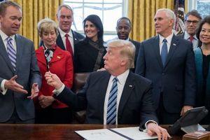 Ông Trump chính thức chọn 'quản gia mới' của Nhà Trắng