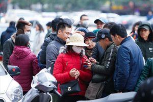 Vé chợ đen trận Việt Nam - Malaysia tăng phi mã trước giờ G