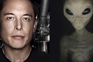 Ông Elon Musk có liên kết với người ngoài hành tinh?