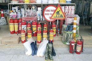 Cần tăng cường công tác quản lý thiết bị phòng cháy chữa cháy