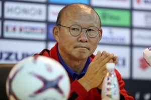 HLV Park Hang Seo hứa hẹn với CĐV Việt Nam