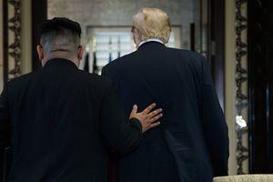 Tổng thống Trump: 'Mỹ sẽ không vội vã đàm phán với Triều Tiên'