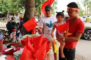 Nghệ An: Kêu gọi người dân cổ vũ trận chung kết AFF Cup văn minh, lịch sự
