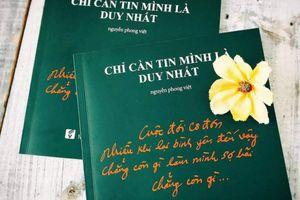 Nguyễn Phong Việt ra mắt tập thơ thứ 7 tại Hà Nội