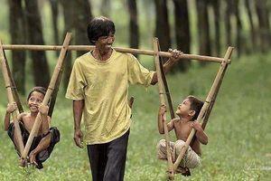 Câu chuyện cảm động hàm chứa bài học ý nghĩa về tình cha con