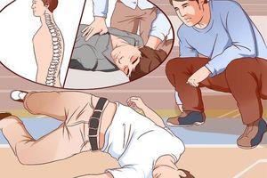 Kỹ năng sơ cứu: Cách đặt người bị thương vào vị trí phục hồi