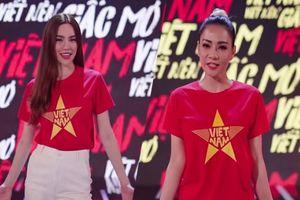 Dàn sao Việt hòa giọng trong MV cổ vũ ĐT Việt Nam